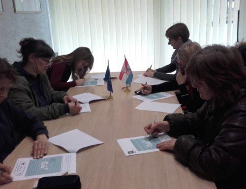 Provedena evaluacija projekta s osobnim asistentima