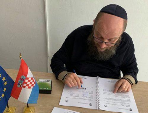 Potpis ugovora i početak projekta